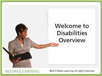 Disabilities Overview