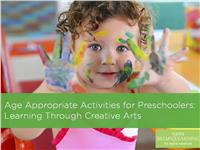 Activities for Preschoolers: Learning Through Creative Arts