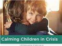 Calming Children in Crisis